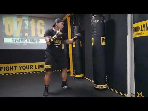 Tutorial challenge 117 Iván Marbella trainer Brooklyn fitboxing Santander