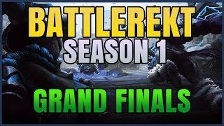 Battlerite - 3v3 Grand Finals - Battlerekt Weekly Season 1