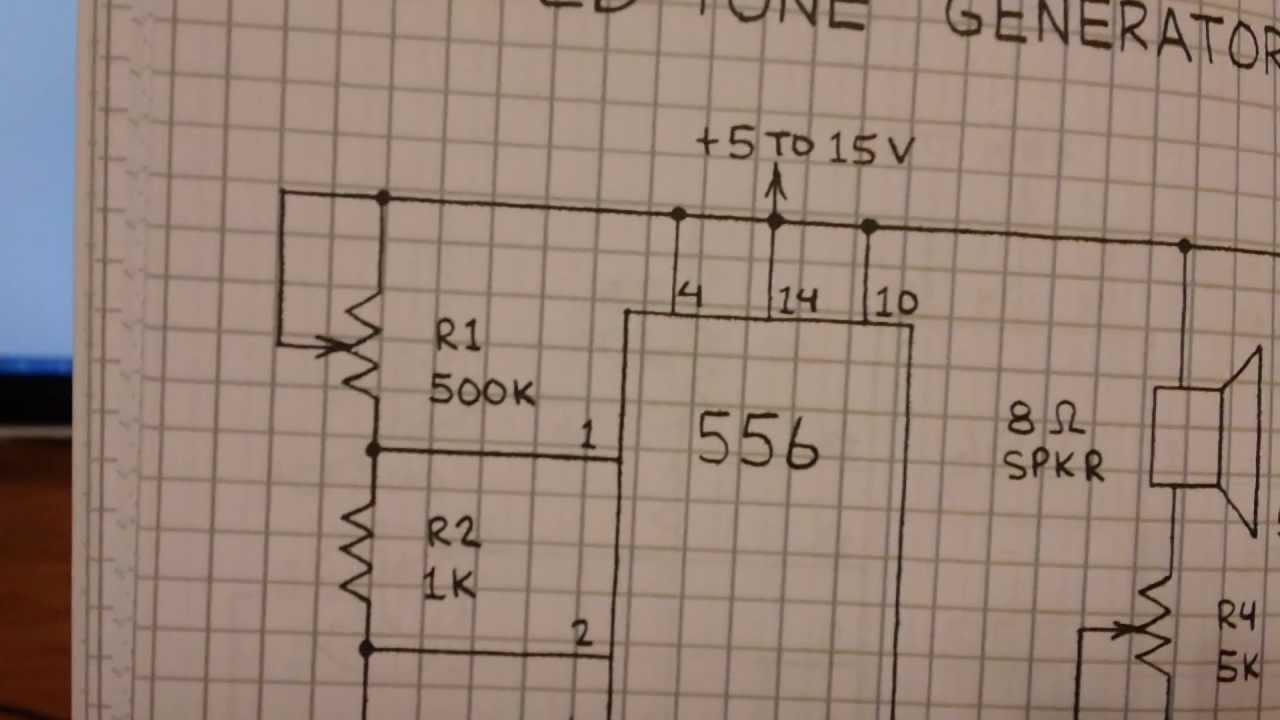 Atari Punk Console Stepped Tone Generator Beginner Tutorial Youtube Circuit