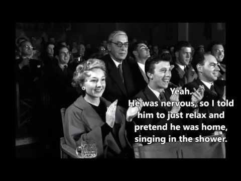 Nervous Karaoke Singer