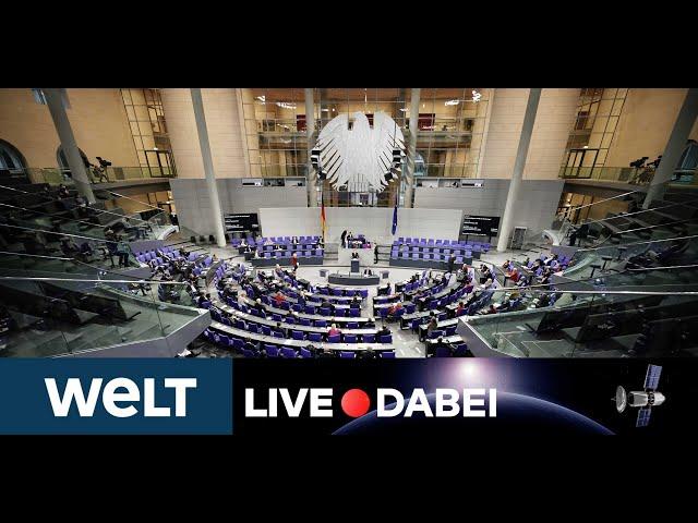 LIVE DABEI: Briefing der Bundesregierung zur aktuellen Corona-Lage und andere aktuelle Themen