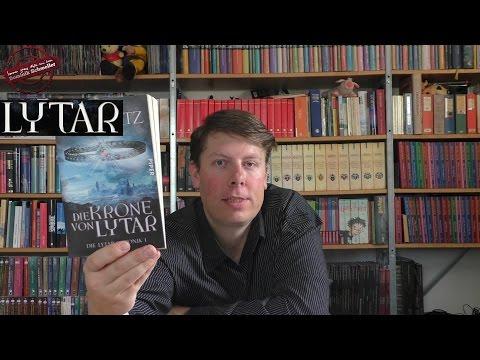 Lytar-Chronik 1 - Die Krone von Lytar - Buchbesprechung [HD] - Richard Schwartz - Fantasy