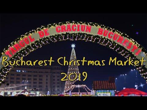 Bucharest Christmas Market 2019