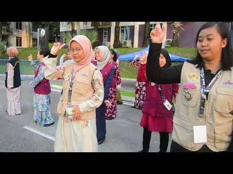 Montaj Xi Shua Shua Minggu Aluan Pelajar (MAP) UNIMAS Ambilan September Sesi 2019/2020