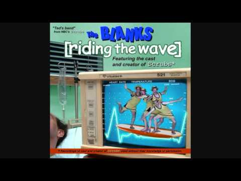 The Blanks - Flipper Theme - Riding the Wave - Lyrics (2004) HQ
