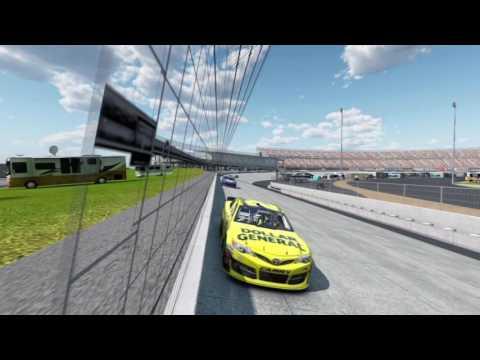 Живые обои NASCAR