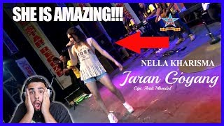 Nella Kharisma - Jaran Goyang (OFFICIAL) Reaction!
