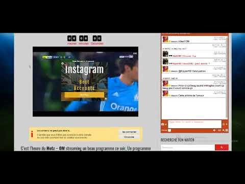 Comment Regarder match de foot en streaming gratuitement et tous les autres sports en HD.