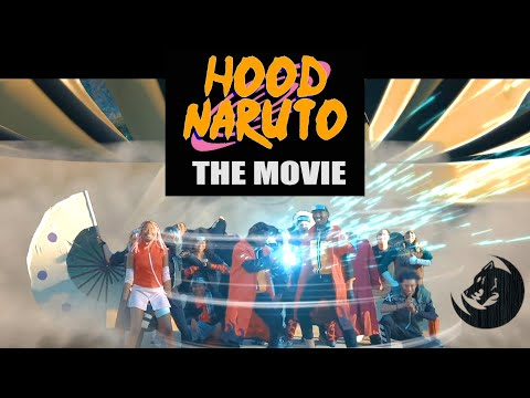 HOOD NARUTO THE MOVIE
