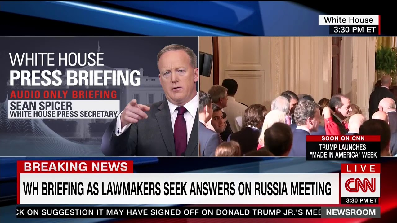 spicer-democrats-colluded-with-ukraine