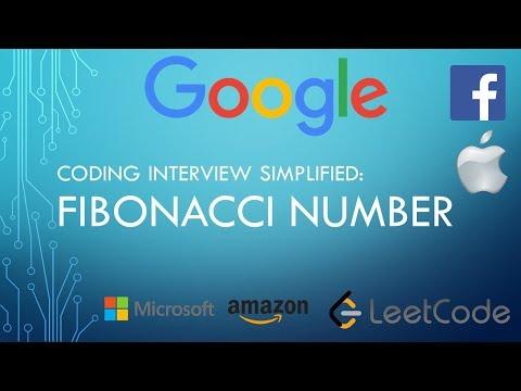Coding Interview Tutorial 80 - Fibonacci Number [LeetCode]