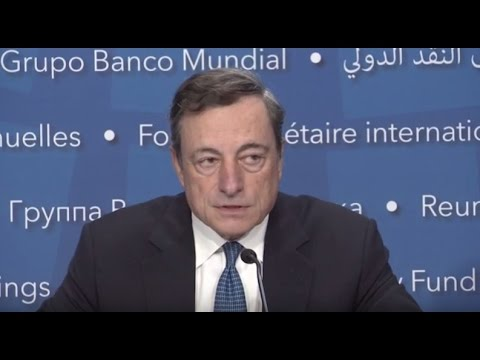 Press conference at IMF Annual Meetings - 8 October 2016