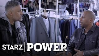 Power | The Fix: Fashion | STARZ