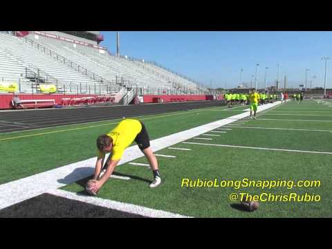 Rubio Long Snapping, Logan Klusman, July 2015