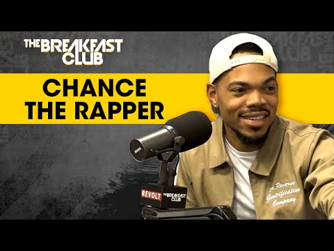 The Breakfast Club - This Week On Breakfast Club : Chance The Rapper, Melyssa Ford+ More