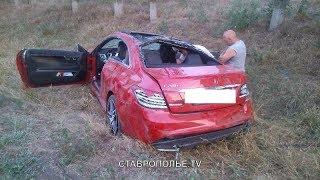 Аварийный бум на Ставрополье