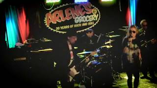 SundayGirl (Blondie tribute band) - The Hardest Part - live at Arlene's Grocery