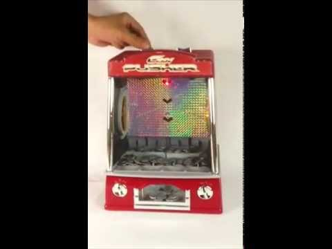 Jual Mini Coin Pusher Machine / Coin Dozer