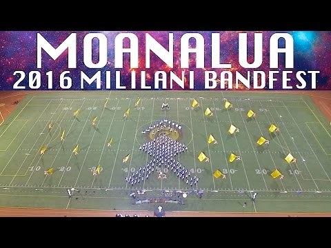 "SCHEHERAZADE | 2016 Moanalua HS ""Menehune"" Marching Band & Color Guard 