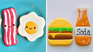 So Yummy Cookies 🍪 Easy Cookies Decorating Ideas Food & Fruits 2019 🍪 Best Sugar Cookie