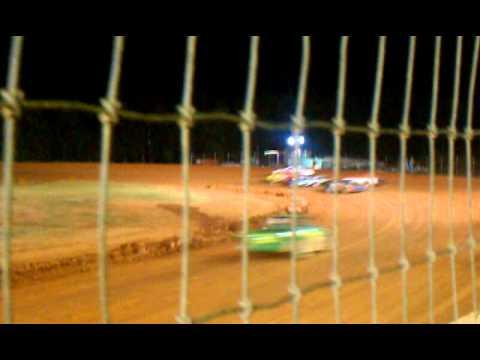 Modoc Speedway Stock V-8 5/20/2011