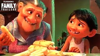 COCO | Miguel Abuelita Bonus Extended Scene Sneak Peek - Disney Pixar Family Movie
