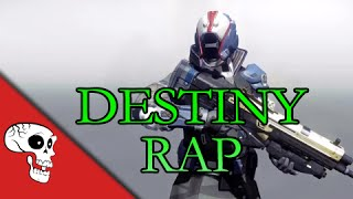 Repeat youtube video Destiny Rap by JT Machinima -