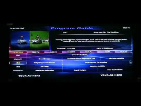 Android Hybrid Set Top Box by TATA Elxsi Limited (TEL).wmv
