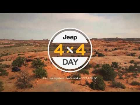 NEW JEEP 4X4 DAY COMMERCIAL - Los Angeles, Cerritos, Downey CA - LINEUP - 800.549.1084