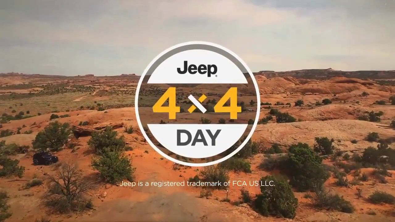 NEW JEEP 4X4 DAY COMMERCIAL - Los Angeles, Cerritos, Downey CA ...