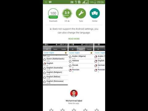 Cara Install Bahasa Indonesia Di Android