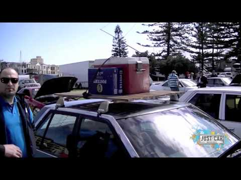 Skyline Nationals, Glenelg SA, 2010: On the Road with Just Car Insurance