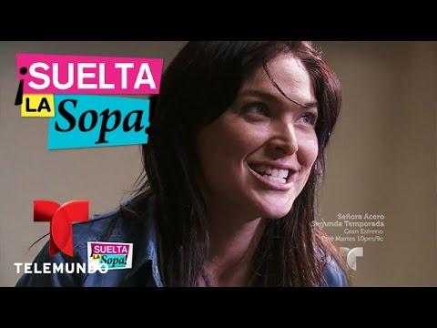 Suelta La Sopa | Blanca Soto utilizo su belleza para conquistar al hombre que ama | Entretenimiento