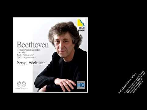 Edelmann plays Beethoven: Piano Sonata No.14