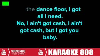 Cheap Thrills Lyric ~ Sia ~ Karaoke Version ~ Karaoke 808