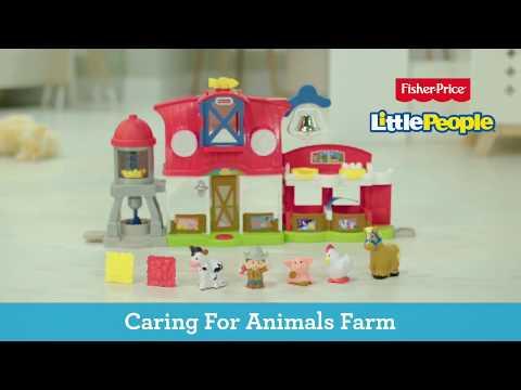 Fisher Price Little People Muzyczna Farma Małego Odkrywcy