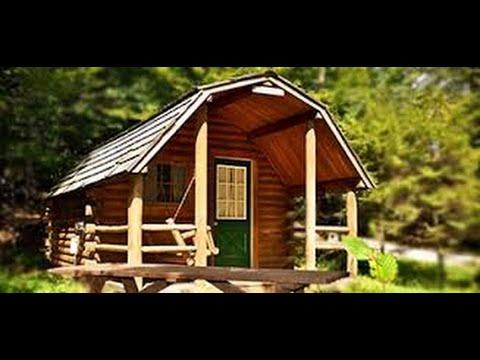 These Old Cabin Logs!   US Forest Service   Full Documentary2
