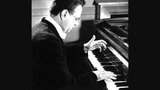 """Julius Katchen """" Piano Concerto"""" No 1""""  Brahms (2.Mov.)"""