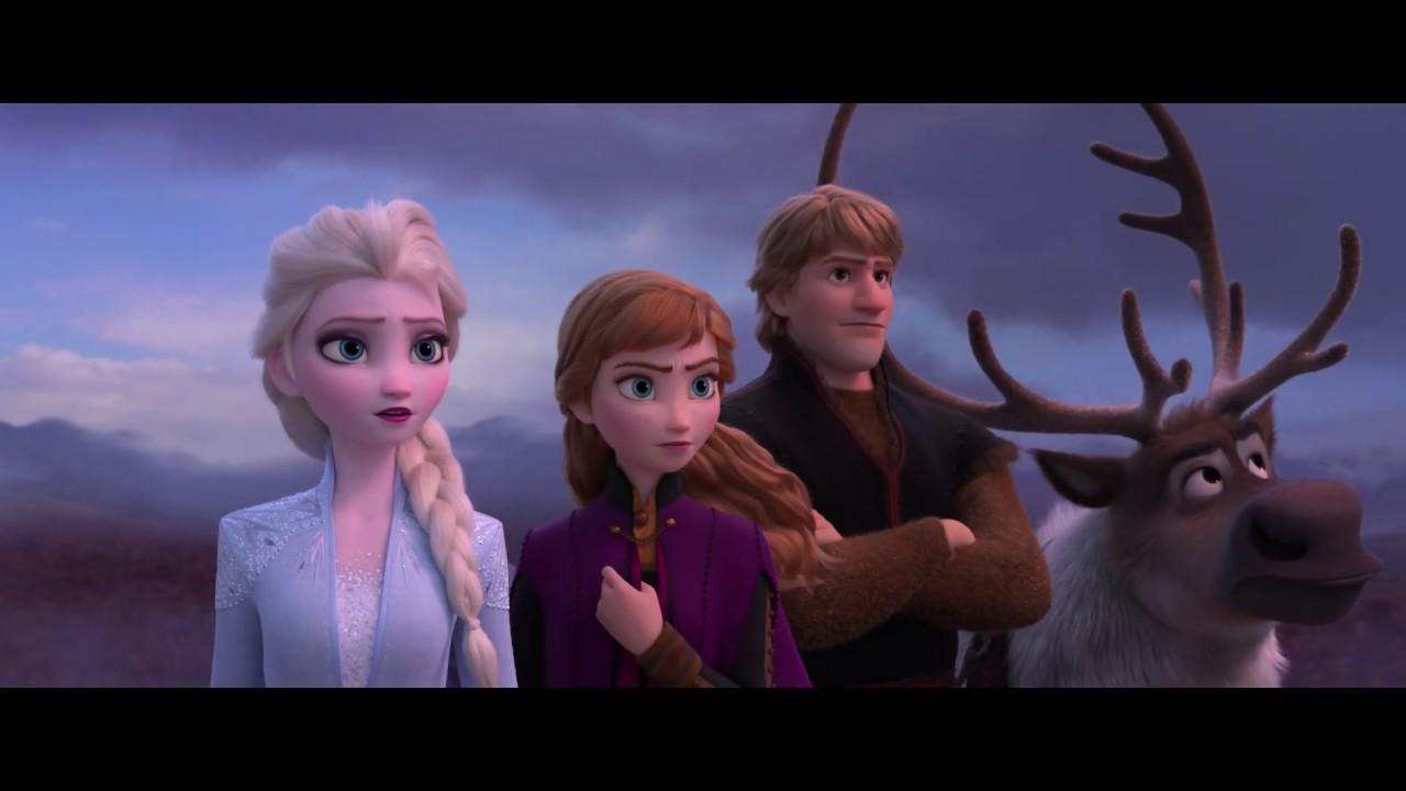 Frozen 2 Official Teaser Trailer Youtube