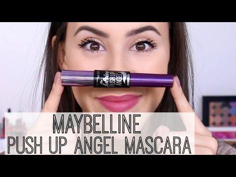 e13e49aa529 Maybelline The Falsies Push Up Angel Mascara | First Impression - YouTube