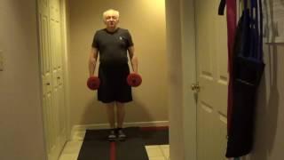 простое и эффективное упражнение для предупреждения Синдрома Беспокойных Ног