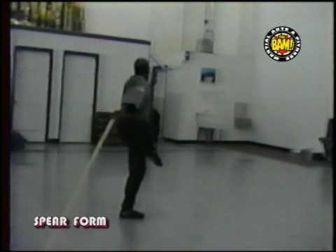 SPEAR FORM KUNG FU 'THE BAM'S' MARTIAL ARTA & FITNESS