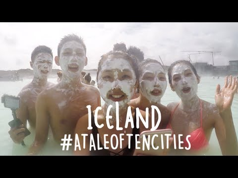 #ATALEOFTENCITIES Europe Trip (EP 1)  | Iceland