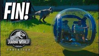 JURASSIC WORLD: Evolution | ISLA FINAL! #10
