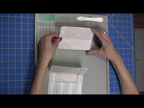 Making Envelopes and Liners with Martha Stewart Score Board and the Scor-Pal