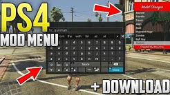 Updated 2019* How To install A PS4 GTA 5 MOD MENU! *Legit