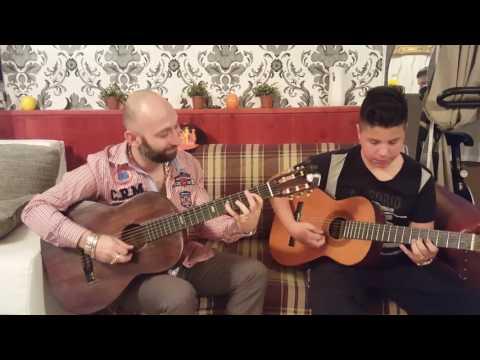Botos Zsolt gitárművész & Jakab Marcell