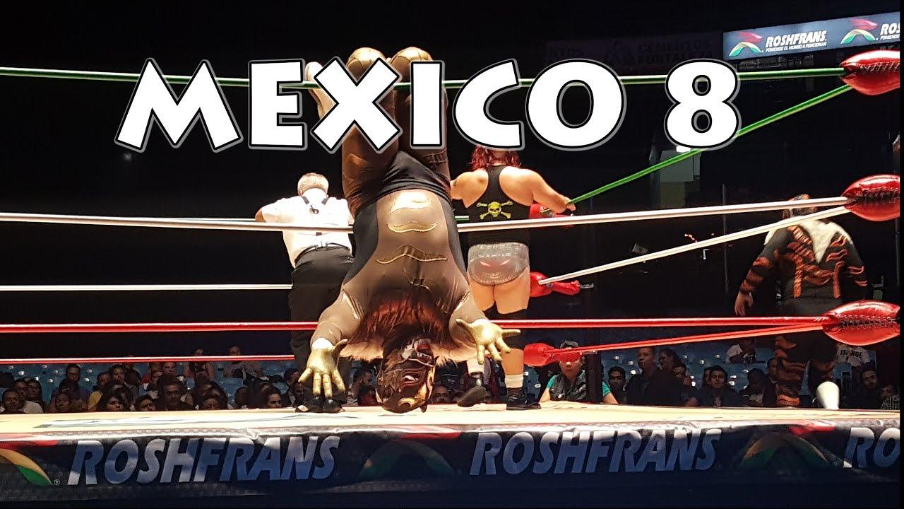 Lucha Libre Mexicana!! | MEXICO #8 - YouTube