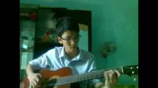 Điều ước giản đơn - guitar solo ^ ^