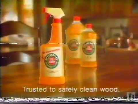 Murphy's Oil Soap Commercial 1993